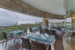 Hotel Alba Royal - Erwachsenenhotel Terasse