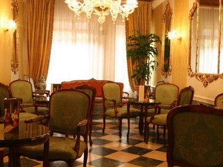 Hotel Bellini Hotel Lounge/Empfang