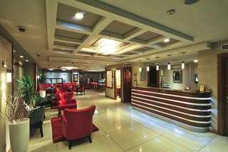 Hotel Golden City Hotel Istanbul Lounge/Empfang