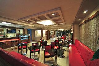 Hotel Golden City Hotel Istanbul Bar