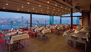 Hotel Golden City Hotel Istanbul Restaurant