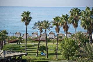 Hotel Limak Arcadia Golf & Sport Resort Garten