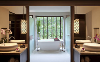 Hotel Anantara Bophut Resort & Spa Koh Samui Badezimmer
