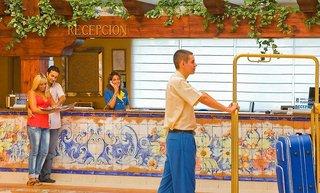 Hotel Palladium Costa del Sol Lounge/Empfang
