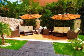 Hotel Chateau del Mar Ocean Villas & Resort Terasse