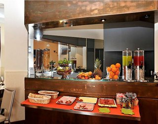 Hotel Scott House Frühstücksraum