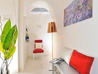 Hotel Scott House Lounge/Empfang