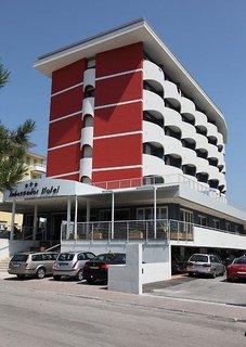 Hotel Ambassador Außenaufnahme