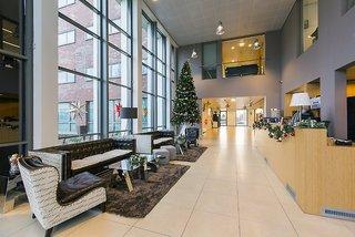 Hotel Amsterdam ID Aparthotel Lounge/Empfang