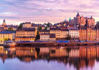 Hotel Best Western Stockholm JarvaStadtansicht
