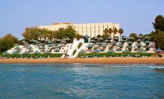 Hotel BM Beach Hotel Außenaufnahme