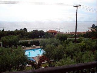 Hotel Asteris Village Luftaufnahme
