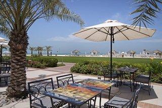 Hotel Hilton Ras Al Khaimah Resort & Spa Terasse