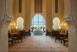 Hotel Ajman Saray, A Luxury Collection Resort Lounge/Empfang