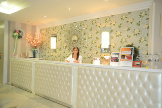 Hotel Secret Paradise Hotel & Spa Lounge/Empfang