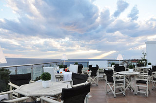 Hotel Secret Paradise Hotel & Spa Terasse