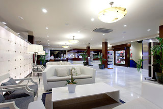Hotel Anabel Lounge/Empfang