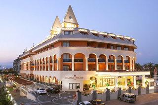 Hotel Orange Palace & Spa Außenaufnahme
