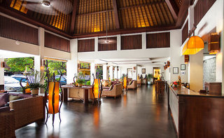 Hotel Ramayana Resort & Spa Lounge/Empfang
