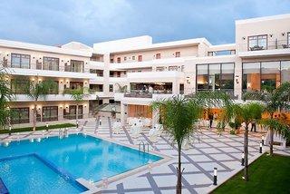 Hotel Porto Platanias Village Resort Außenaufnahme