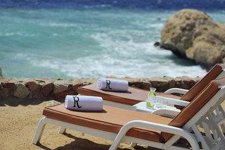 Hotel Renaissance Sharm El Sheikh Golden View Beach Resort Strand