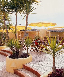 Hotel Costa d´Oiro Ambiance Village Terasse