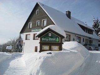 Hotel Berg Hotel Außenaufnahme