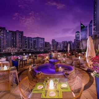 Hotel Corniche Hotel Abu Dhabi Terasse