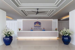 Hotel Best Western Patong Beach Lounge/Empfang