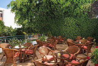 Hotel Malia Holidays Terasse
