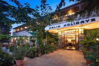 Hotel Malia Holidays Außenaufnahme