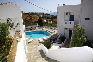 Hotel Thalia Apartments Pool