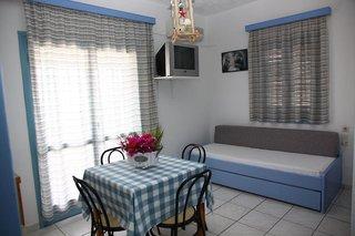 Hotel Thalia Apartments Wohnbeispiel