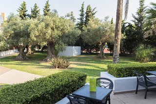Hotel Cala Millor Garden - Erwachsenenhotel ab 18 Jahren Terasse