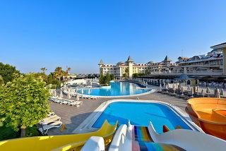 Hotel Side Star Resort Pool