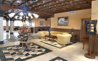 Hotel Fenix Torremolinos - Erwachsenenhotel Lounge/Empfang
