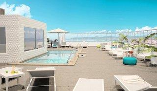 Hotel Blue Sea Arenal Tower - Erwachsenenhotel Pool