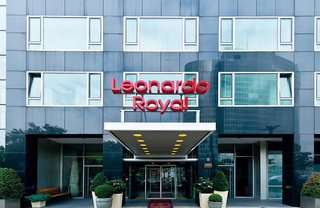 Hotel Leonardo Royal Hotel Düsseldorf Königsallee Außenaufnahme