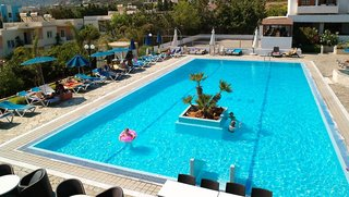 Hotel Camelot Royal Beds Pool
