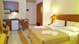 Hotel Camelot Royal Beds Wohnbeispiel