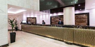 Hotel Crowne Plaza Abu Dhabi Lounge/Empfang