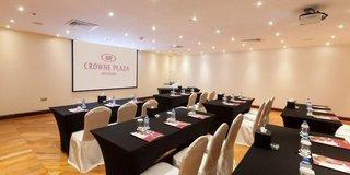 Hotel Crowne Plaza Abu Dhabi Konferenzraum