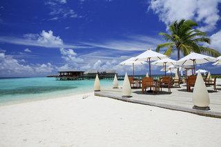 Hotel Centara Ras Fushi Resort & Spa Terasse