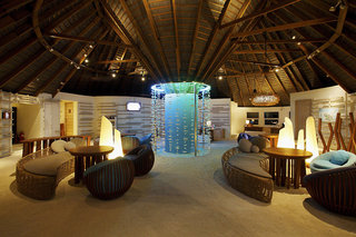 Hotel Centara Ras Fushi Resort & Spa Lounge/Empfang