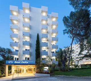 Hotel Best Delta Außenaufnahme