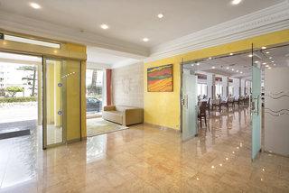 Hotel Biniamar Lounge/Empfang