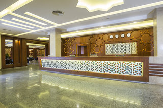 Hotel Albatros Aqua Park Resort Lounge/Empfang