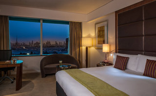 Hotel Crowne Plaza Dubai Festival City Wohnbeispiel