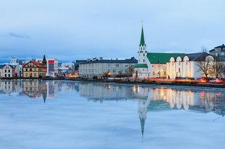 Hotel Alda Hotel Reykjavik Stadtansicht