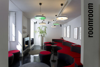 Hotel Gat Rossio Lounge/Empfang